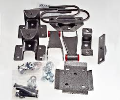 100 How To Lower Your Truck DJM Rear Kits