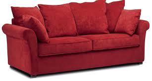 canapé tissu canapé canapé fixe pas cher mobilier et literie à petit
