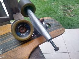 Will This Work? 70mm Solid Wheels, Generic Longboard Deck And Trucks ...