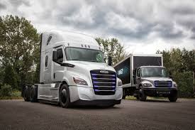 Daimler Goes After Tesla With Fully-Electric Freightliner Trucks ... Freightliner Trucks New And Used Tracey Road Equipment News Events For Sale Archives Eastern Wrecker Sales Inc Brossard Leasing Success Story Youtube Daimler Recalls More Than 4000 Western Star Trucks Truck Dealership Las Vegas 2018 Self Worldwide Lineup Fire Rescue Vocational A Of Infinite Inspiration