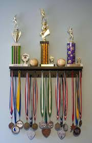 Images About For The Home Trophy Medal Display Stand