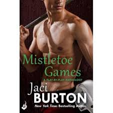 Mistletoe Games A Play By Anthology
