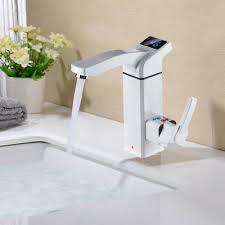 Elektrischer Wasserhahn Durchlauferhitzer 3000w Armatur 3000w Elektrischer Wasserhahn Durchlauferhitzer Sofortiger
