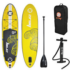 stand up paddle gonflable jilong x1 all around 9 9 avec sac pompe
