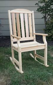 Garden Rocking Chair Charleston Acacia Outdoor Rocking Chair Soon To Be Discontinued Ringrocker K086rd Durable Red Childs Wooden Chairporch Rocker Indoor Or Suitable For 48 Years Old Beautiful Tall Patio Chairs Folding Foldable Fniture Antique Design Ideas With Personalized Kids Keepsake 3 In White And Blue Color Giantex Wood Porch 100 Natural Solid Deck Backyard Living Room Rattan Armchair With Cushions Adams Manufacturing Resin Big Easy Crp Products Generations Adirondack Liberty Garden St Martin Metal 1950s Vintage Childrens