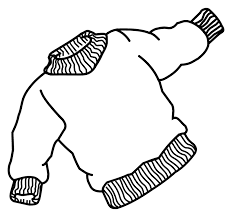 sweater lineart