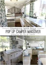 Pop Up Camper Remodel Ramies Makeover