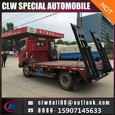 China 4*2 Small Flatbed Tow Trucks For Hot Sale Photos & Pictures ...