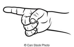 Finger Illustrations and Clip Art 131 700 Finger royalty free