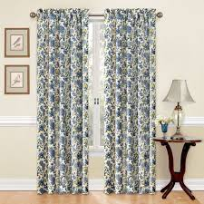 Waverly Fabric Curtain Panels by Traditions By Waverly Navarra Floral Curtain Panel Free Shipping