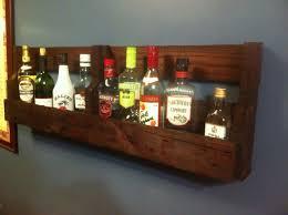 Modern Liquor Cabinet Ideas by Pallet Liquor Shelf House Projects Pinterest Liquor Pallets