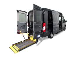 Ford Transit Wheelchair Vans For Sale