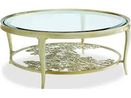 Caracole Classic Floral Motif Oracle 48'' Wide Round Cocktail Table ... Bassett Mirror Thoroughly Modern D1078700095 Elation Ding Table Grapevine Glass Rectangle 42 X 72 Wine Enthusiast Tables For Sale In Ma Nh And Ri At Jordans Fniture Round Rascalartsnyc Borghese Rectangular Marvelous Home Design Ideas Darrien Oval Dubois Kitchen Pedestal Small Aaronbutler 88 Off Macys Coffee With Four Stools Ikea Set Torsby Leifarne And Chairs Sets Wooden