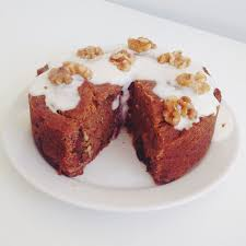 Superfood Siobhan Gluten Free and Vegan Carrot Cake