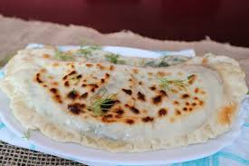 kutaby mit kräutern rezept für aserbaidschanische gefüllte