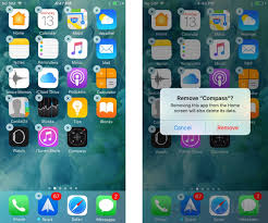 iOS 10 will allow deleting first party apps cluttering homescreens