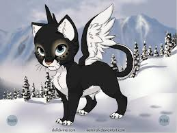 cat creator winged cat from creator by frenchw1nter on deviantart