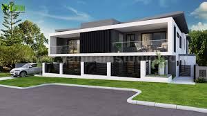 100 Dream Home Design Usa House Exterior Rendering Ideas By Yantram