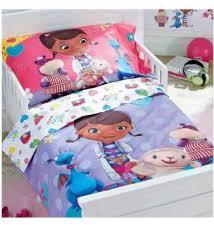 Doc Mcstuffins Toddler Bed Set by Bestbuy