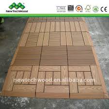wpc decking tile source quality wpc decking tile from global wpc