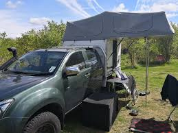 100 Pickup Truck Tent Camper UTE How To Create A Slideon Camper For Your UTE