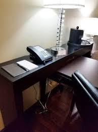 Embassy Suites By Hilton Salt Lake West Valley City Desk Area Is
