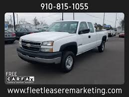 2006 Used Chevrolet Silverado 2500HD Extended Cab Long Bed At Fleet ... Used Trucks For Sale Southfield2009 Chevrolet Silverado Youtube 2006 2500hd Extended Cab Long Bed At Fleet 2014 Custom Works G4500 Type 3 Ambulance Truck Details For Albany Ny Depaula Used 2012 Chevrolet Silverado Service Utility Truck For 2007 C6500 Box Texas Center Serving Great In Va From Beautiful Maines New Source Pape South Portland 2004 1984 Rescue Systems Walkin Get Truckin With A Chevy Colorado Pickup Of Naperville Dealer Fairfax Virginia Jim Mckay