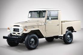 Auction Block: 1964 Toyota FJ45 Land Cruiser Pickup | HiConsumption Check Out The Reissued Toyota Land Cruiser 70 Pickup Truck The 1964 Fj45 Landcruiser Still Powerful Indestructible Australia Ens Industrial Cruisers Top Cdition Waiting For You 2014 Speed Used Car Nicaragua 2006 1981 Bj45 Second Daily Classics 1978 Hj45 Long Bed Pickup Price 79 Pick Up Diesel Hzj Simple Cabin
