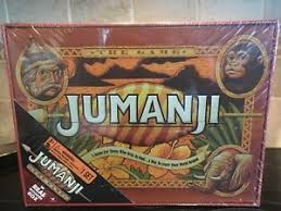 Image Is Loading NEW JUMANJI BOARD GAME CARDINAL EDITION REAL WOODEN