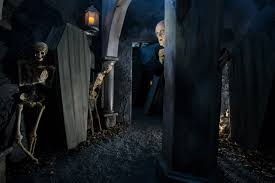 100 Sleepy Hollow House In The The Best Haunted Attraction In
