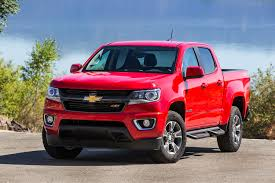 100 Small Trucks 2015 Driving Big Chevy Colorado 4WD Z71 New On Wheels GrooveCar