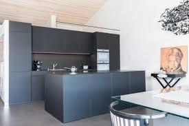 küche schwarz matt emme die schweizer küche