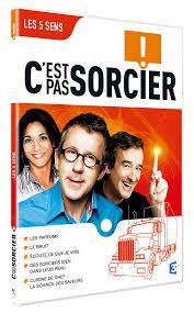 laboratoire de cuisine c est pas sorcier c est pas sorcier les 5 sens dvd amazon fr