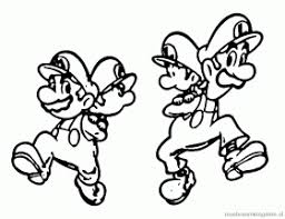 Baby Mario Coloring Pages To Print