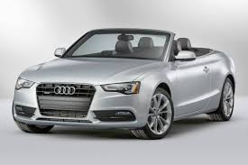 2016 Audi A5 Convertible Pricing For Sale