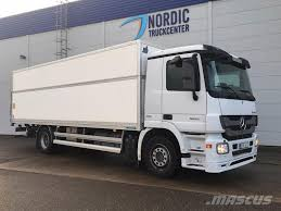 100 Used Box Trucks Mercedes Benz Mb Actros 930 03 Year 2012 Truck ML430