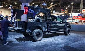 100 Transformer Truck 2018 SEMA Show Ford Customs AutoNXT