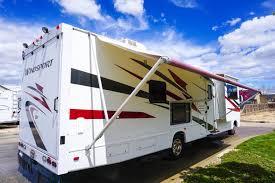 35 Thor Windsport Toy Hauler RV Rental With Satellite TV
