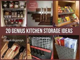 KitchenBeautiful 20 Genius Kitchen Storage Ideas Images Of Fresh In Exterior 2016 Ideaskitchen For Small Kitchens