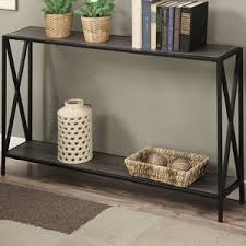 Narrow Sofa Table With Storage by Console U0026 Sofa Tables With Storage You U0027ll Love Wayfair