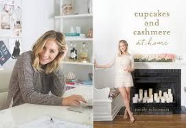 Cupcakes Cashmere Emily Schuman Decorating Tips