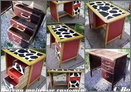bureau customisé bureau maitresse customisé custom bricol