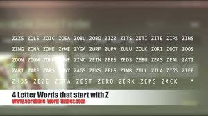 Word Ending In Z Word Cloud Jodiemossclub
