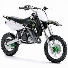 Kawasaki 90cc Dirt Bike KX85 Monster Energy