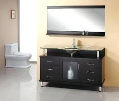 48 Inch Black Bathroom Vanity Without Top by 48 Inch Black Bathroom Vanity Without Top Double Sink White With
