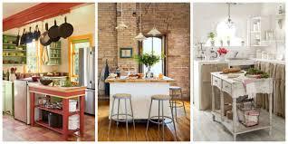 chic kitchen island ideas for small kitchen 33 kitchen island