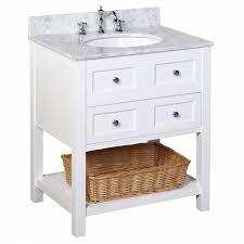 46 Inch White Bathroom Vanity by Bathroom Amazing Hardware Resources Astoria Modern Single 30 Inch
