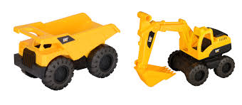 100 Caterpillar Dump Truck Toy Tough Tracks Rugged Machine And Excavator 2