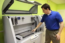 Posners Business Utilizes A Professional Grade Powder Composite Printer That Produces Full Color Objects With