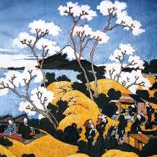 FUGAKU SANJUROKEI Mt Fuji Japan Hokusai Ukiyoe Art Print T Shirt Mens M L XL
